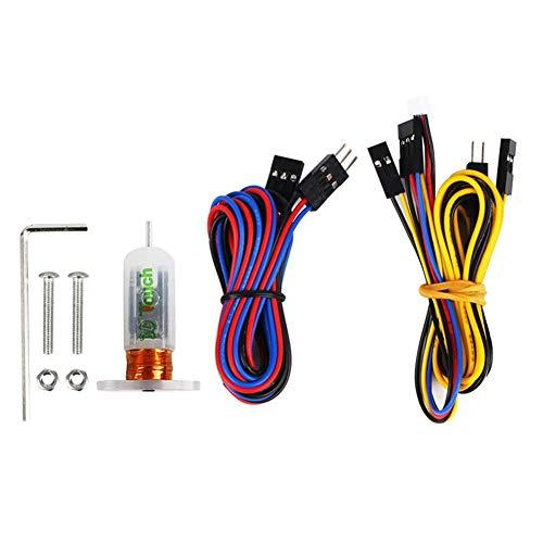Seasons Shop Automatische nivelleringssensor voor 3D-printers, BL Touch-Sensor, automatische nivellering, verbetert de afdrukresultaat