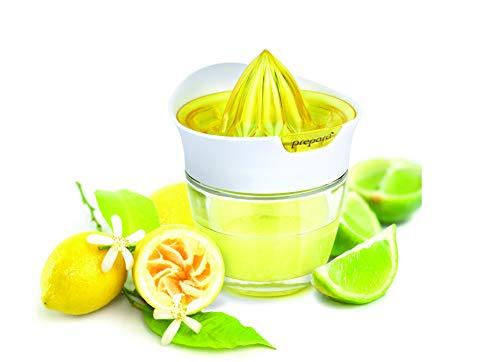 Prepara Exprimidor cítricos, Amarillo, 11,7 x 11,7 x 5,3 cm