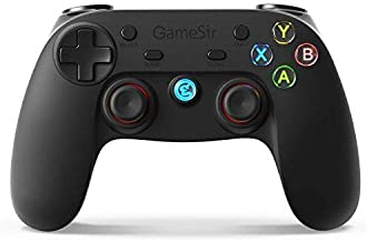 GameSir G3s Wireless Bluetooth Game Controller for Windows PC/ PS3 Gamepad with Improved 2.4Ghz USB dongle, Android Controller for Smartphone/Tablet/Smart TV/TV Box (No Phone Bracket)