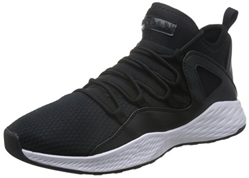 Nike Herrenschuhe von Basketball Jordan Formel 23 - Schwarz, 42.5