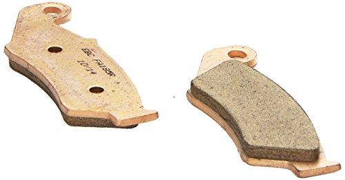 EBC Brakes FA185R Disc Brake Pad Set, Black, One Size