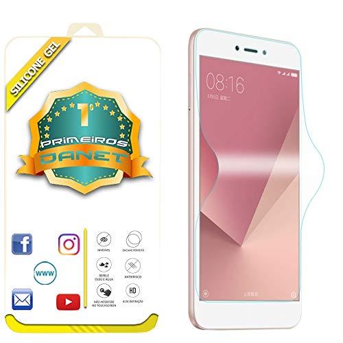 """Película De Gel Flexível Novo Xiaomi Redmi 6 E 6a De Tela 5.45"""" 2018 Proteção Que Adere Em Toda A Tela - Danet"""