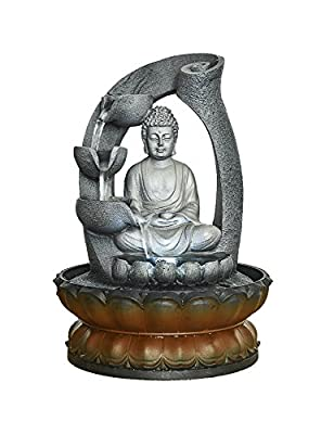 Sitting Buddha Fountain