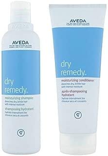 Aveda Dry Remedy Moisturizing Shampoo 8.5 oz & Conditioner 6.7oz Duo SET