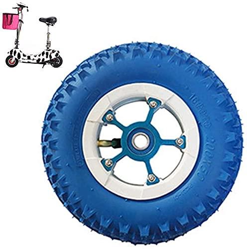 HAOJON Neumáticos para Scooter eléctrico, Ruedas neumáticas de 8 Pulgadas 200X50, neumáticos Antideslizantes Resistentes al Desgaste, diámetro Interior del rodamiento Opcional, Adecuado para scoote