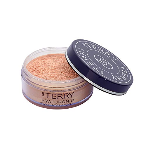 By Terry Hyaluronic Tinted Hydra-Powder   Hyaluronic Acid-Infused Loose Setting Powder   Apricot Light   10g (0.35 Oz)