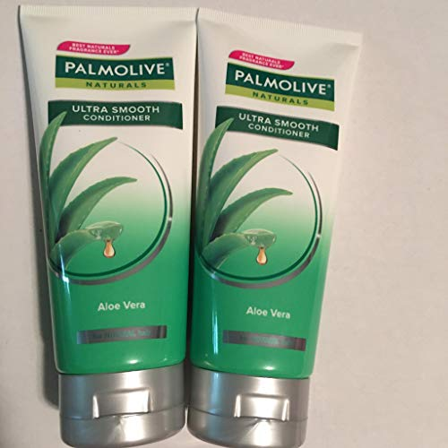 Lot of 2 Palmolive Naturals Conditioner Healthy & Smooth for Normal Hair 180ml