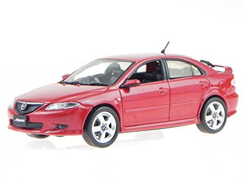Mazda Atenza = Mazda 6 2002 rot Modellauto F43-026 1:43