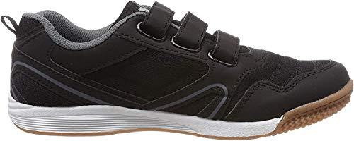 Lico Unisex Kinder Boulder V Multisport Indoor Schuhe, schwarz/anthrazit, 32 EU