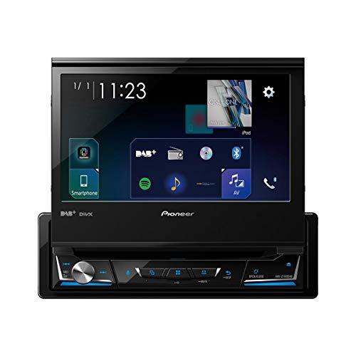 Pioneer AVH-Z7200DAB Receptor Multimedia para Coche Negro Bluetooth - Radio para Coche...