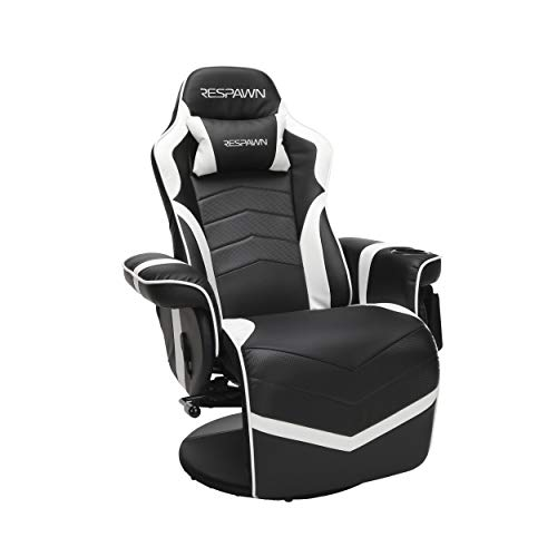 RESPAWN RSP-900 Racing Style, Reclining Gaming Chair, 35.04' - 51.18' D x 30.71' W x...