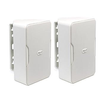 Klipsch CP-6 Indoor/Outdoor Speaker - White  Pair
