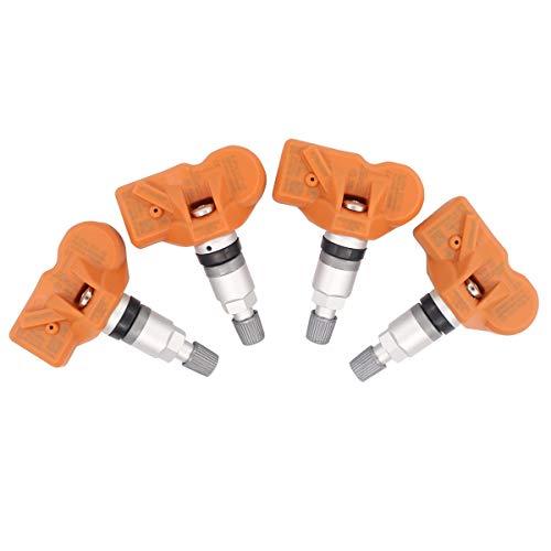 4 Stück RDK Sensoren Reifendrucksensor für F06 F12 F13 F07 528i xDrive 530d 530i 535d M5 520d 535i 518d 523i 525d 550i 640d 650i 640i 730d 740d 750i X1 X3 X4