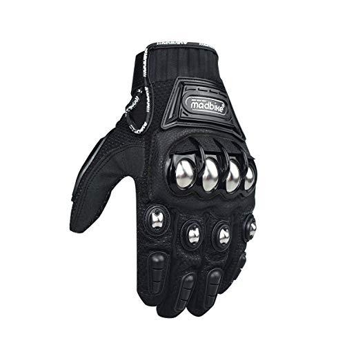 madbike Handschuh Motorrad Racing Motorrad Handschuhe Legierung Stahl Schutz