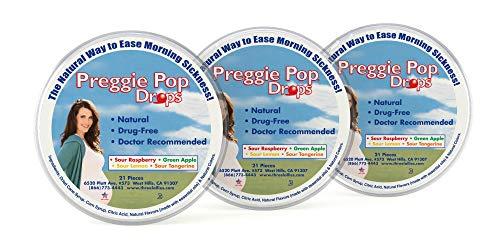 Preggie Pop Drops | Morning Sickness & Nausea Relief during pregnancy...