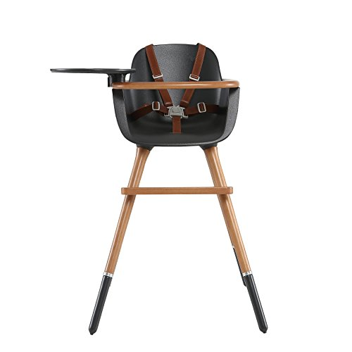 Micuna OVO Max City High Chair, Black