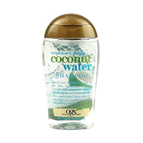 OGX Organix Weightless Hydration + Coconut Water Shampoo 3oz 88.7ml