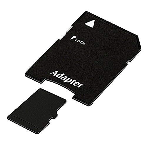 tomaxx Kater für Doogee S60 / Doogee S30 / Doogee Y6 4G / Doogee X5 / Doogee Mix Lite 4G Micro SDHC Speicherkarte - 4GB UHS Class 6 inkl. SD-Adapter