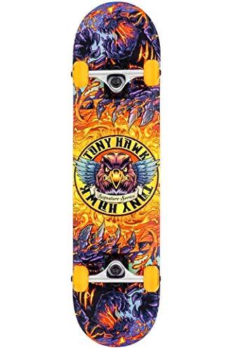 Tony Hawk Shiner – TSS-COM-0507 Signature Skateboard Serie – Lava