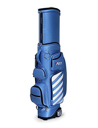 Mochila de golf bolsa de viaje de golf fácil llevar la bolsa de golf retráctil Cinturón Runner hombres y mujeres Estuche de viaje bolsa de golf Enviar bolsa de golf cubierta de la lluvia impermeable a