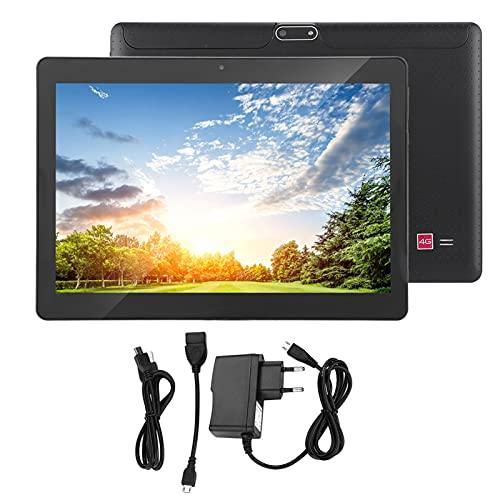 MY-KT6582 Tabletas Android de 10 Pulgadas, 1 + 16G, 1280 * 800, Cámara Doble, Tableta Android de 10 Pulgadas con procesador de Cuatro núcleos Integrado para Android 4.4(Negro)