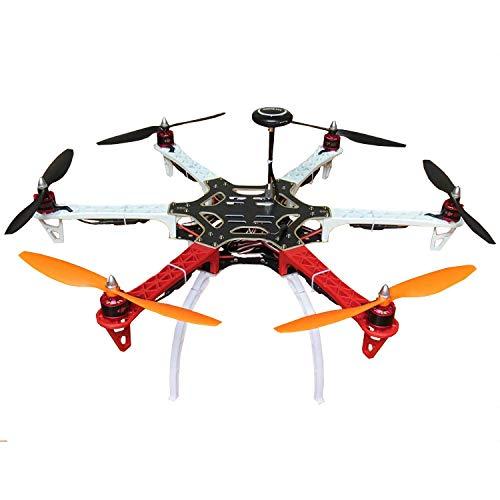 Hobbypower DIY F550 Hexacopter Kit with APM2.8 Flight Controller 7M GPS 920KV Brushless Motor Simonk...