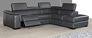 J and M Furniture Agata in Right Hand Facing Chaise