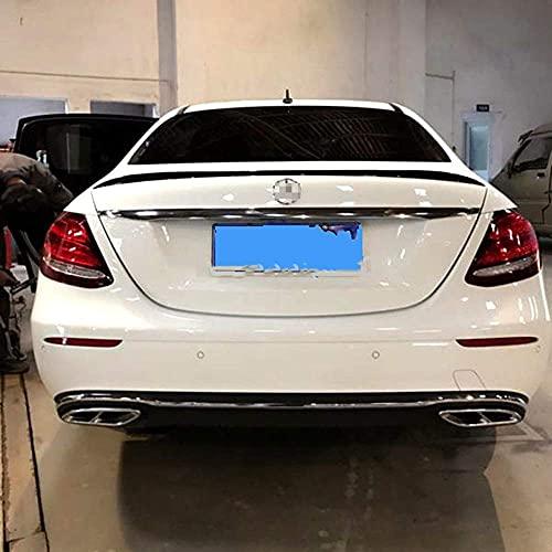 MZDNB Alerón Trasero De Abs, Alerón De Techo, Alerón Trasero para Mercedes Benz W213 2016 2017 2018 2019 E-Class E200 E300 E320 E63, Accesorios De Estilo De Modificación De Coche