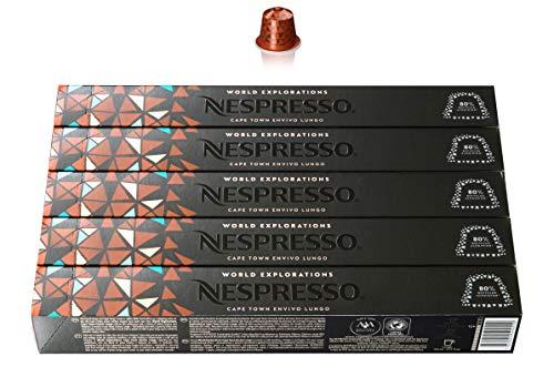 Nespresso OriginalLine: Kapstadt Envivo Lungo, 50 Kapseln