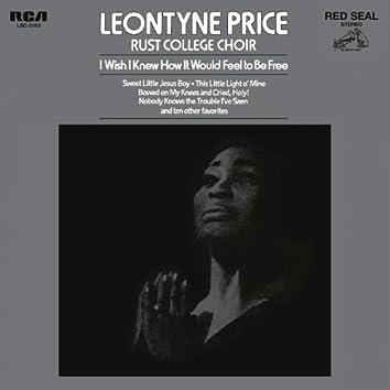 Leontyne Price - I Wish I Knew How It Would Feel to Be Free