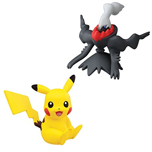 PoKéMoN Pikachu Pose K Vs Darkrai