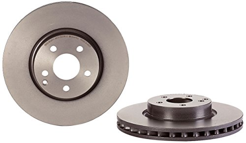 Brembo 09.A621.11 COATED DISC LINE Bremsscheibe - 1 Stück