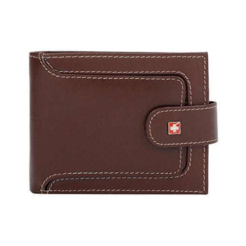 Swiss Military Brown Men's Wallet