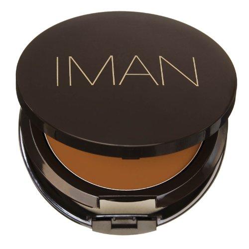Iman Cosmetics Fond de Teint Crème Poudre Clay 4