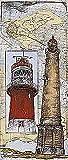 Kunstdruck/Poster: Ole West Borkum - hochwertiger Druck,