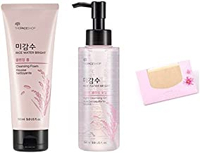Best the face shop cleansing cream rice water Reviews