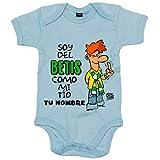 Body bebé frase soy del betis como mi tio...