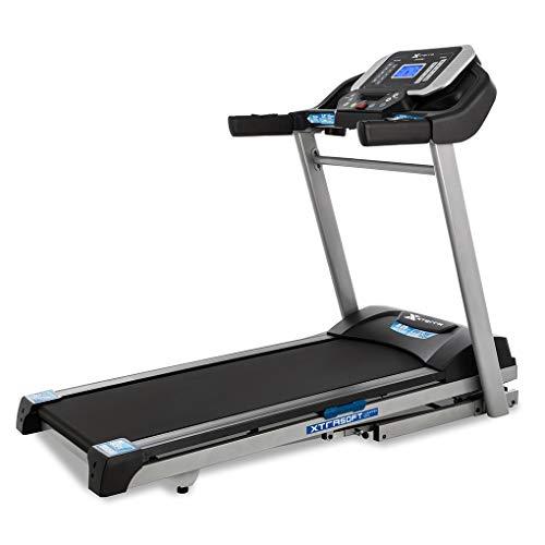 XTERRA Fitness TRX2500 Folding Treadmill, Black