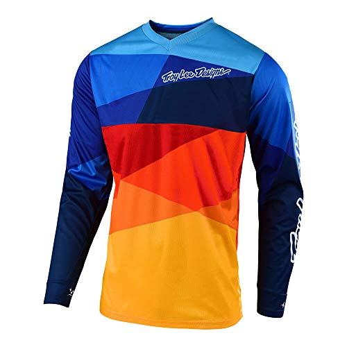 Troy Lee Designs Camiseta de Moto GP Jetcon Ajuste cómodo.