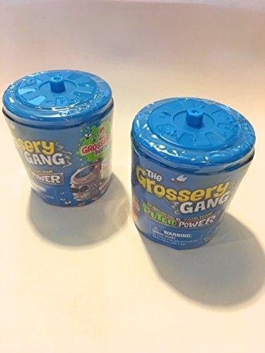 The Grossery Gang Series 3 Putrid Power Blind Can (2-pack bundle!)