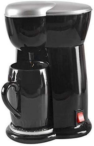 ZEH Kaffeemaschine, Mini-Kaffeemaschine Einzel Cup Espressomaschine Startseite Elektro Kaffeevollautomat, for Heim OfficeIT FACAI