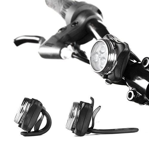 Ascher LED Bike Light Set