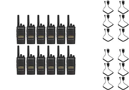 Best Deals! Motorola RMU2080D UHF 2 Watt 8 Channel Business Radio with PMMN4008 Speaker Microphone (...