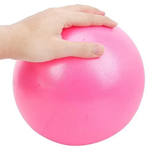 Pelota de pilates con flexibilidad mejorada y esmerilada para entrenamiento central(pink)