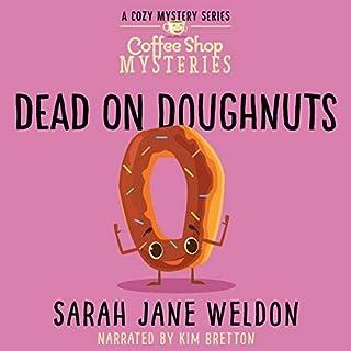 Dead on Doughnuts audiobook cover art