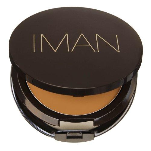 Iman Cosmetics Fond de Teint Crème Poudre Sand 5