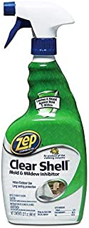 Zep Clear Shell Mold and Mildew Inhibitor 32 Ounce ZUCMS32