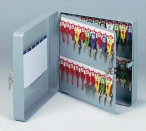 Helix - Caja fuerte para llaves de seguridad con compartimen