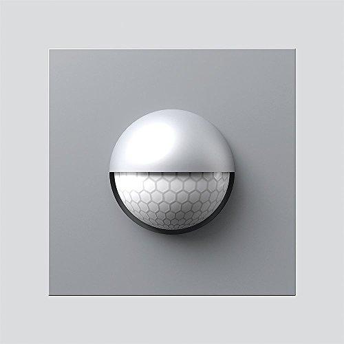 Siedle 2543066 Bewewgungsmelder Modul BMM 611-0 SM, Silber-metallic