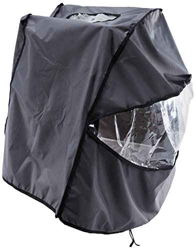 Britax B-Free Stroller Wind and Rain Cover | Easy Install + Air Ventilation + Storage Pouch Included